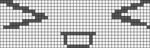 Alpha Friendship Bracelet Pattern #5230