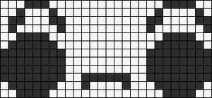 Alpha pattern #5232