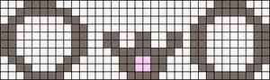 Alpha pattern #5233
