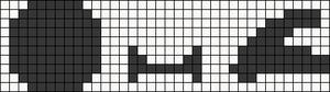 Alpha Friendship Bracelet Pattern #5235