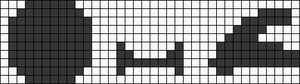 Alpha pattern #5235