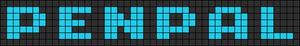Alpha pattern #5236