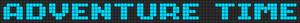 Alpha pattern #5244