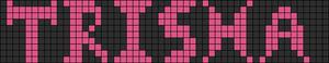 Alpha pattern #5245