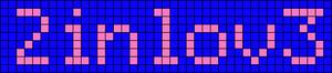 Alpha pattern #5246