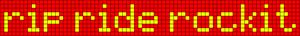 Alpha pattern #5247