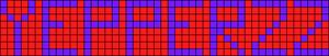 Alpha pattern #5249
