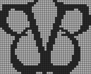 Alpha pattern #5250