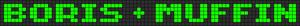 Alpha pattern #5254