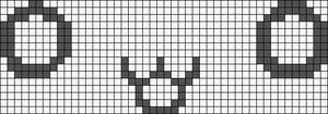 Alpha pattern #5260