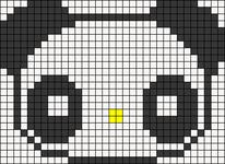 Alpha pattern #5277