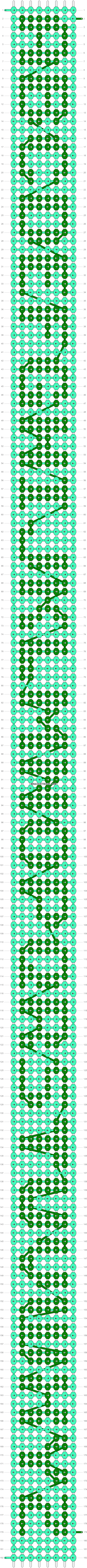 Alpha pattern #5278 pattern