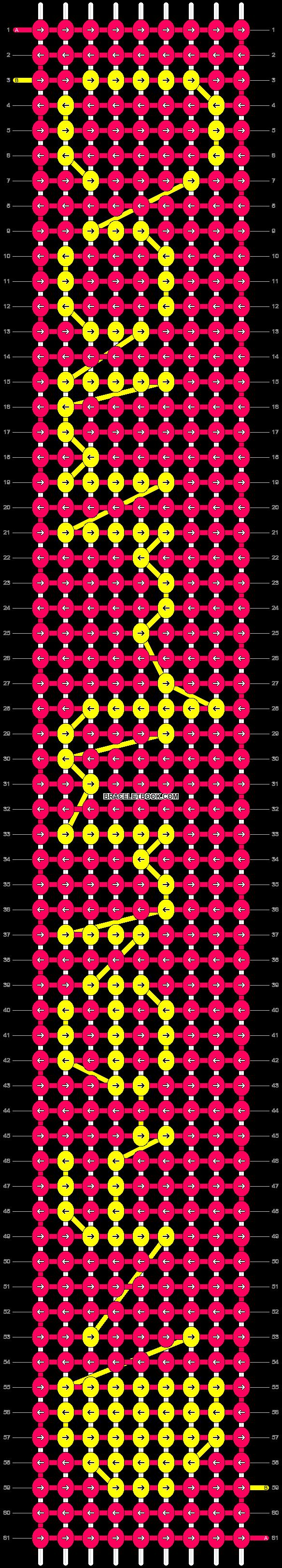 Alpha pattern #5285 pattern