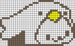 Alpha pattern #5288