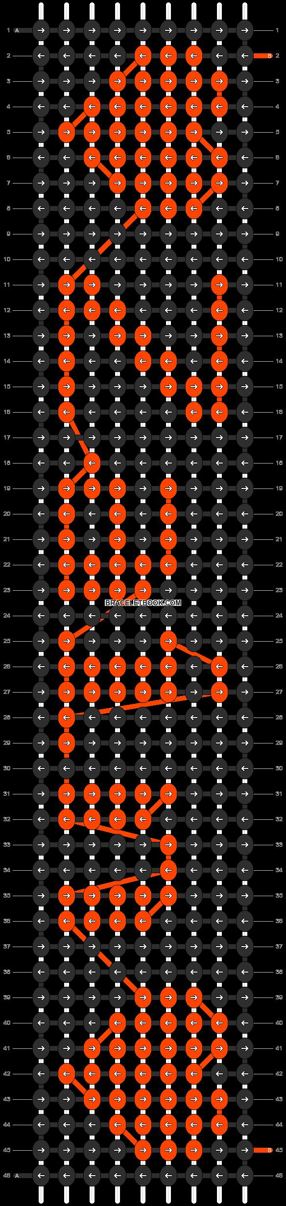 Alpha pattern #5320 pattern