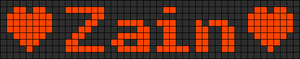 Alpha pattern #5320