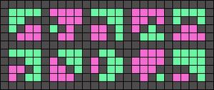 Alpha pattern #5324