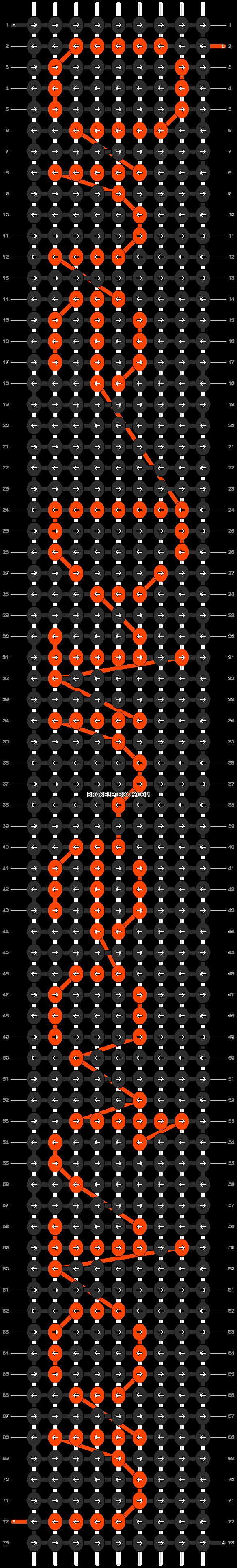 Alpha pattern #5335 pattern