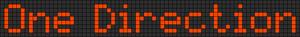 Alpha Friendship Bracelet Pattern #5335