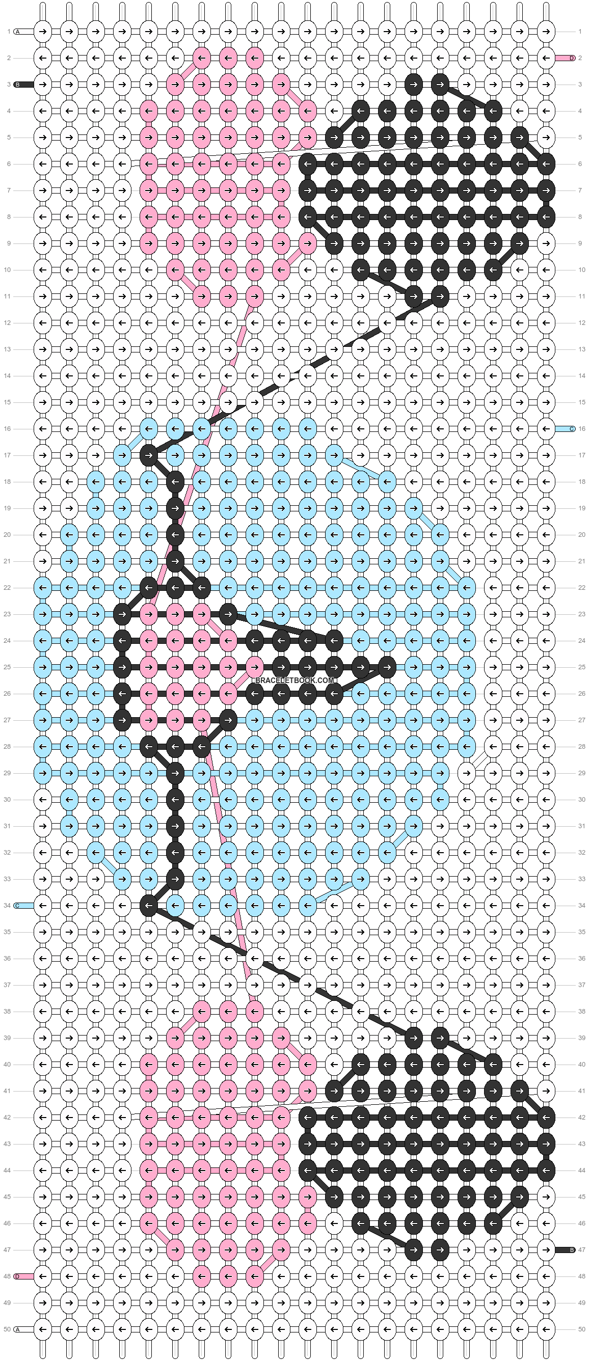 Alpha pattern #5337 pattern
