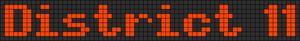 Alpha pattern #5354