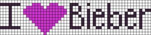 Alpha Friendship Bracelet Pattern #5357