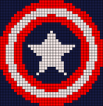 Alpha pattern #5361