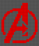 Alpha pattern #5371