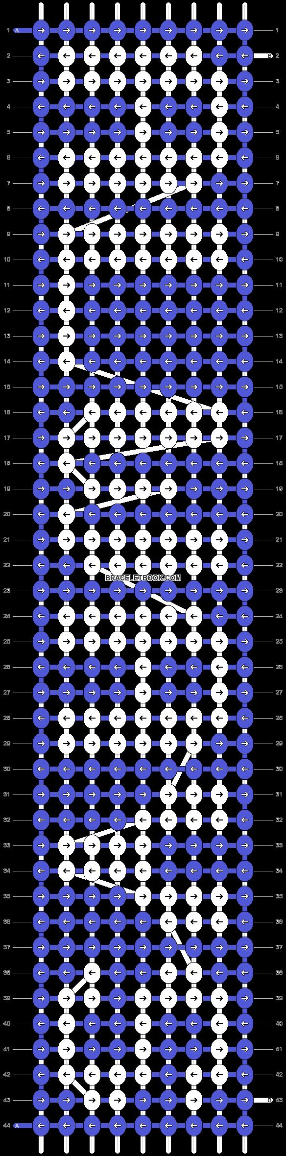 Alpha pattern #5378 pattern