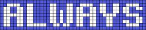 Alpha pattern #5378
