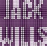 Alpha pattern #5380