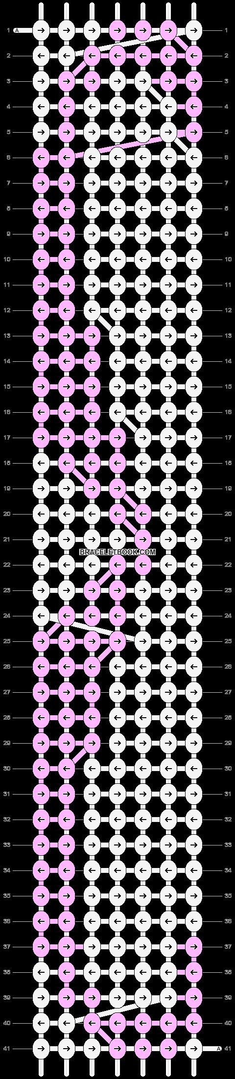 Alpha pattern #5397 pattern