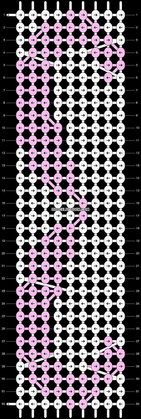Alpha pattern #5398 pattern