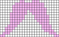 Alpha pattern #5399