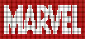 Alpha pattern #5400