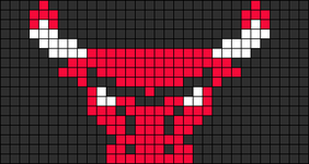 Alpha pattern #5401