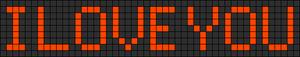 Alpha pattern #5402