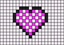 Alpha pattern #5408