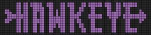 Alpha pattern #5413