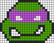 Alpha pattern #5415