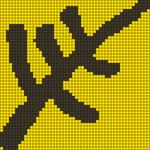 Alpha pattern #5420