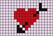 Alpha pattern #5423