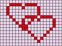 Alpha pattern #5425