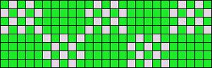 Alpha pattern #5426