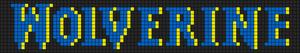 Alpha Friendship Bracelet Pattern #5436