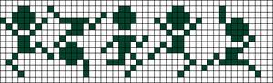Alpha pattern #5439