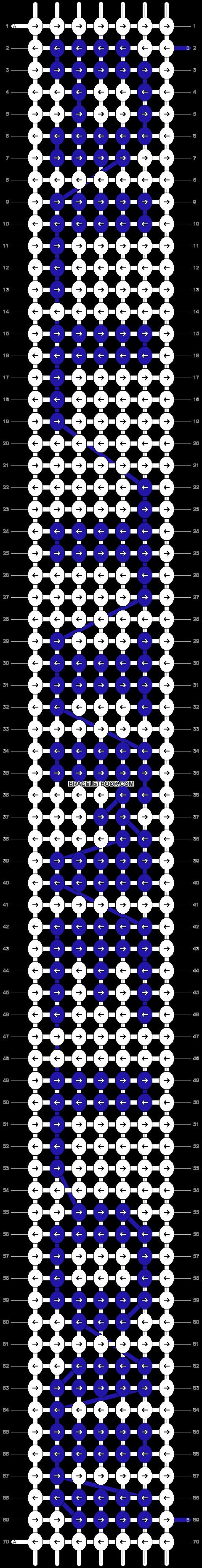 Alpha pattern #5440 pattern