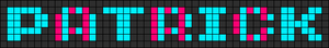 Alpha pattern #5441