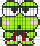 Alpha pattern #5444