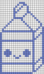 Alpha pattern #5447